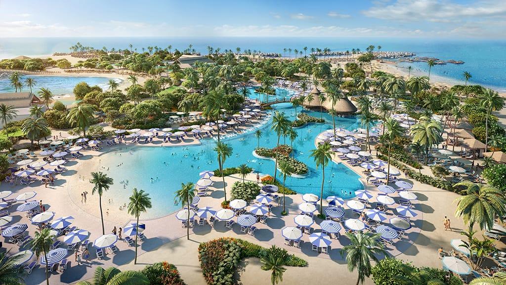 cococay perfect day island royal caribbean cruises